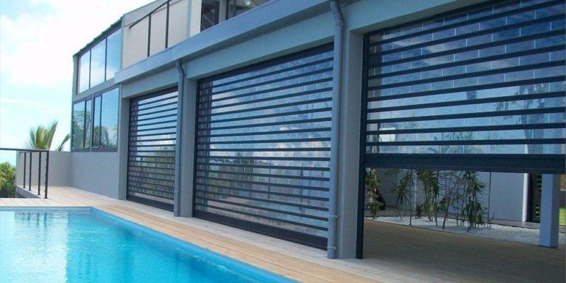 Fabricant de rideaux métalliques de sécurité à enroulement | BLINDALU
